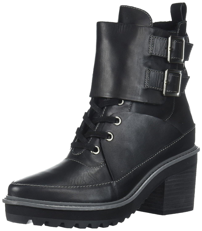 Kelsi Dagger Brooklyn Women's Peak Ankle Boot B06XJFR58Y 7 M US|Black