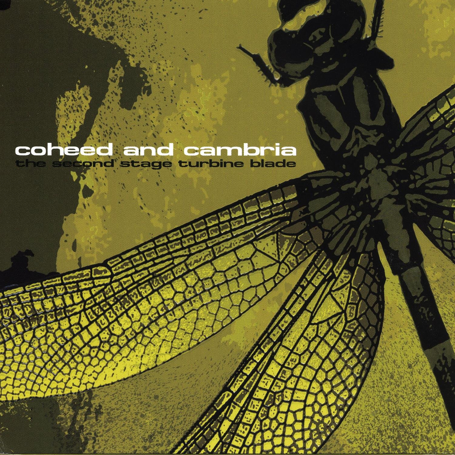 Second Stage Turbine Blade (Re-Issue) by Coheed & Cambria