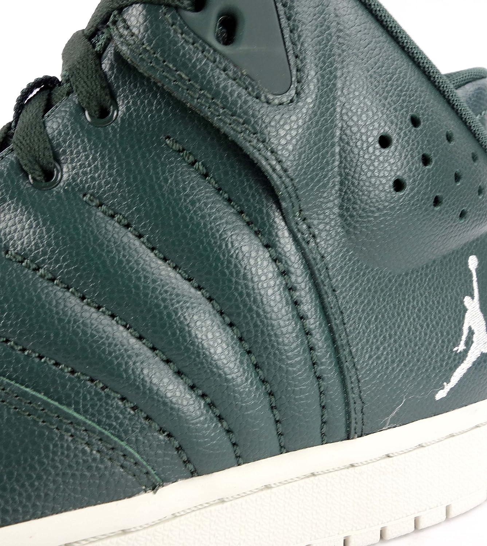 a6e7042d20e8 Nike Air Jordan 1 Flight 4 Mens Hi Top Basketball Trainers 820135 Sneakers  Shoes (US 8