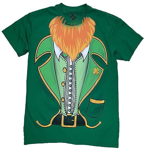 Amazon.com: ST. Patrick S Day Leprechaun Traje de la suerte ...
