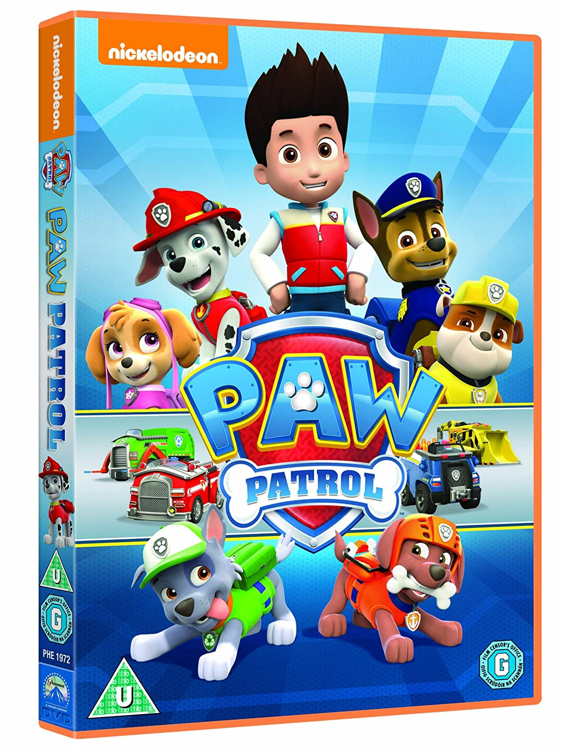 Paw Patrol [DVD]: Amazon co uk: unknown: DVD & Blu-ray