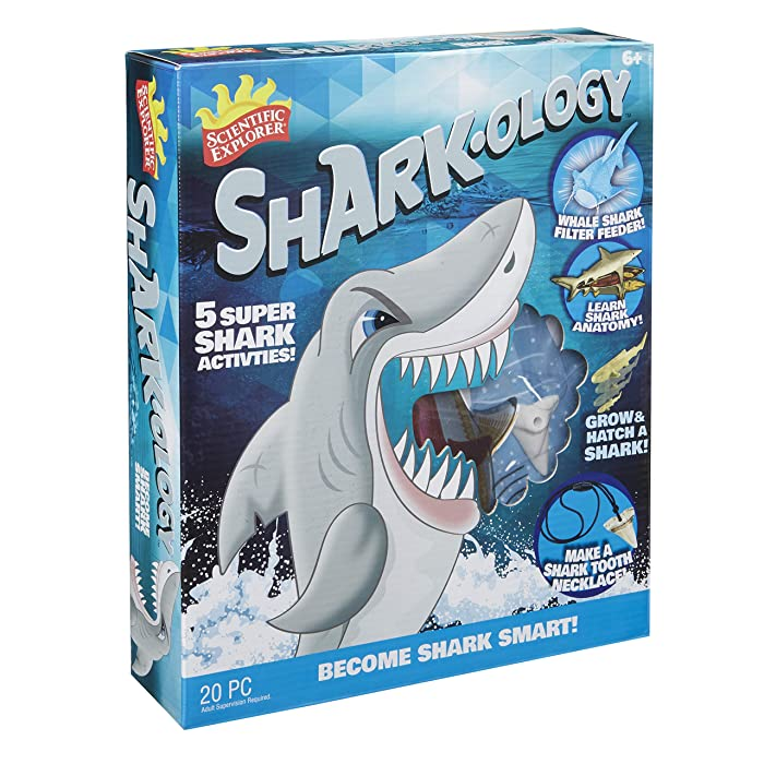 Top 10 Patches Shark Attack
