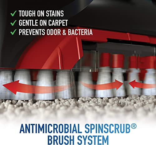 The Spin Scrub Brush System