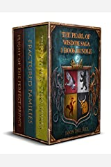 The  Pearl of Wisdom Saga: An Epic Fantasy Book Bundle Kindle Edition