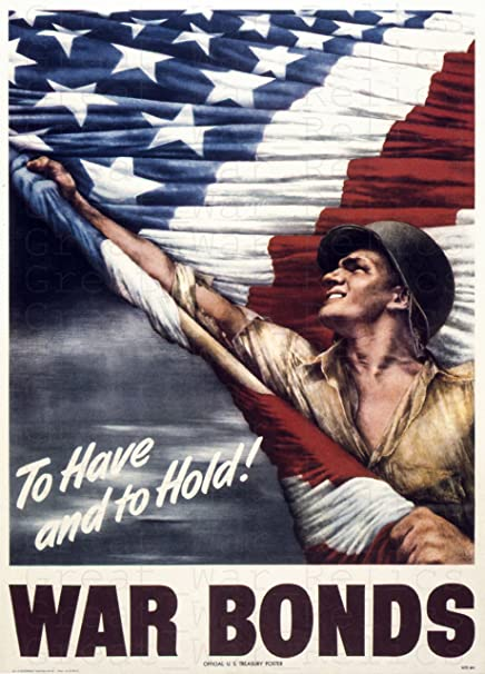 Amazon com: UpCrafts Studio Design American WW2 Propaganda Poster