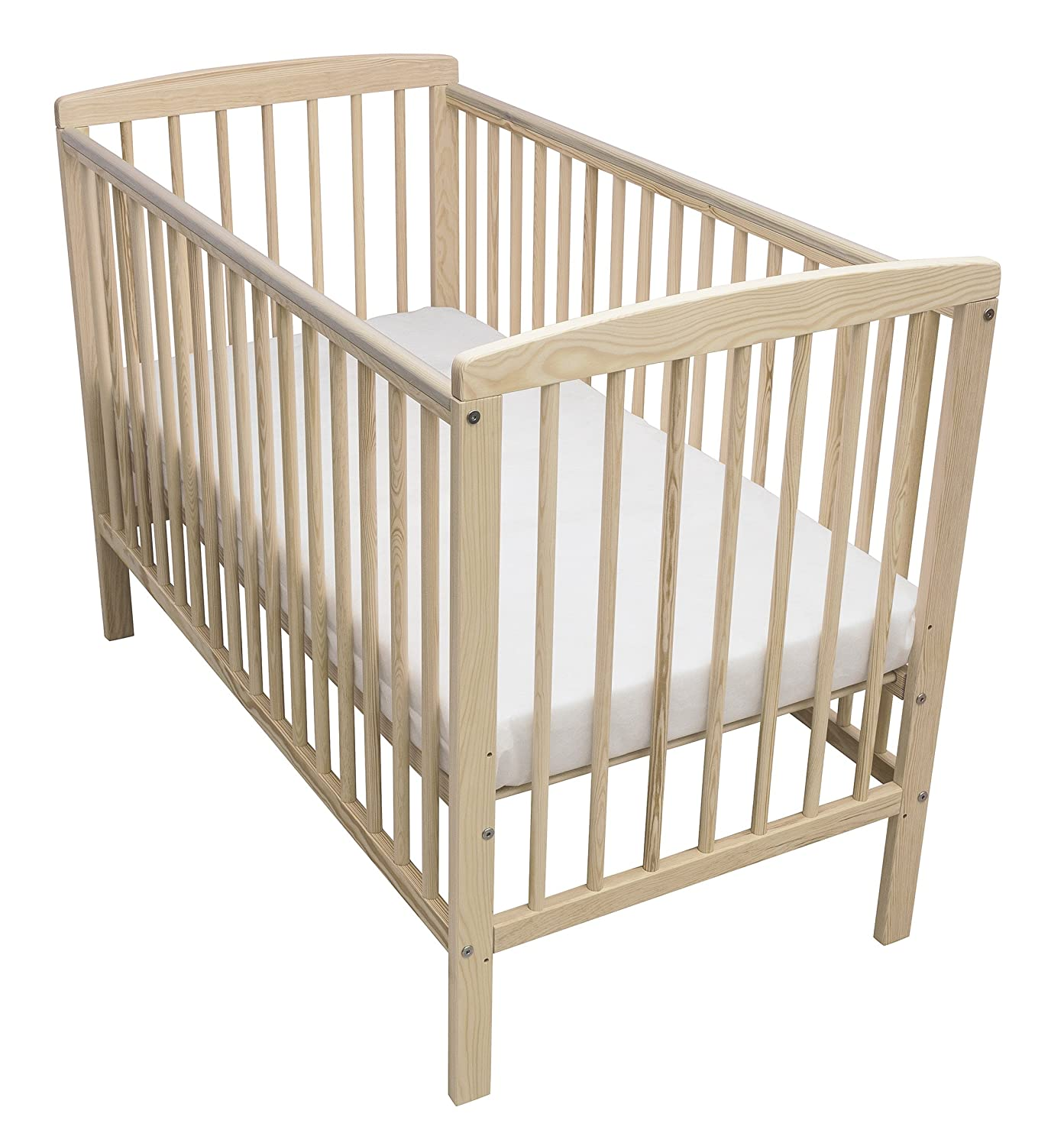 Kinder Valley Sydney Cot (Natural) PIMKCB01