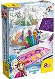 Lisciani Giochi 52943 - Frozen Colouring Art