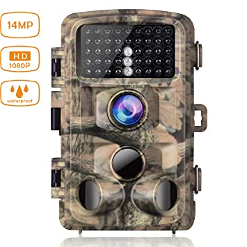 Review Campark Trail Game Camera