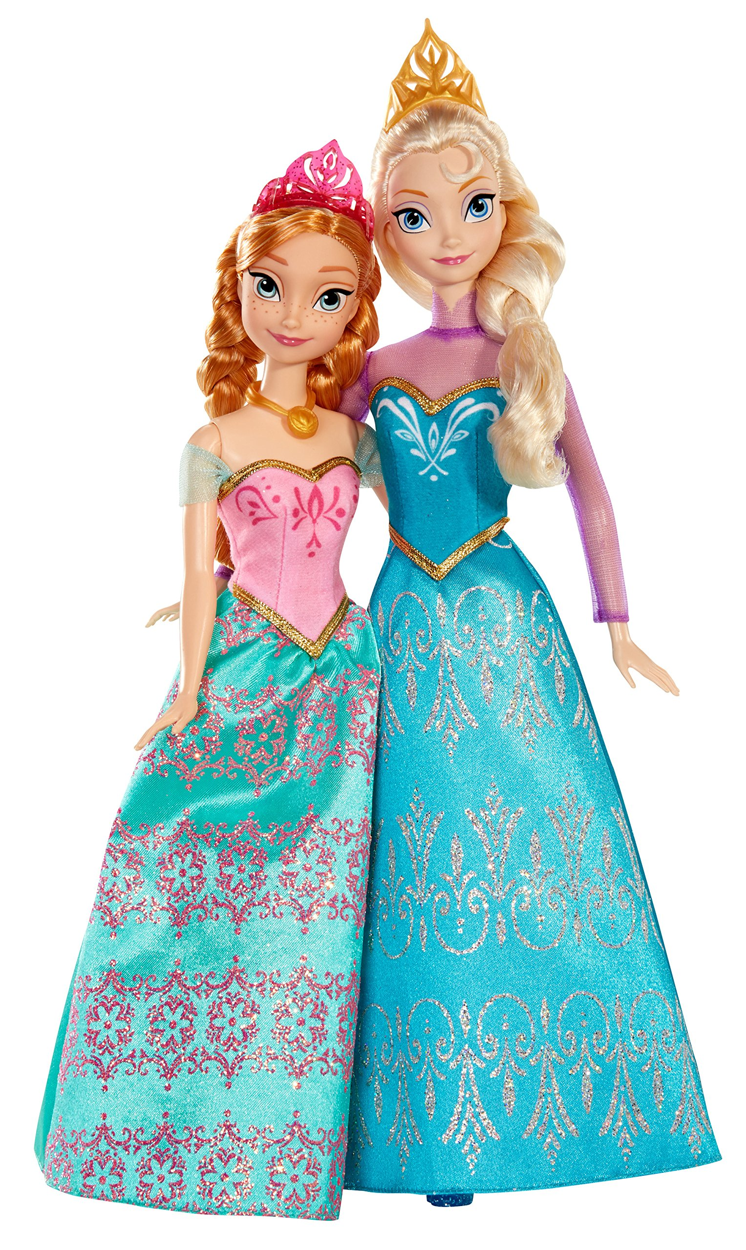 Disney Frozen Royal Sisters Doll 2-Pack