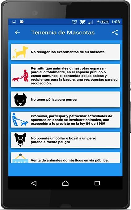 Amazon.com: Código de Policía Colombia 2017: Appstore for ...