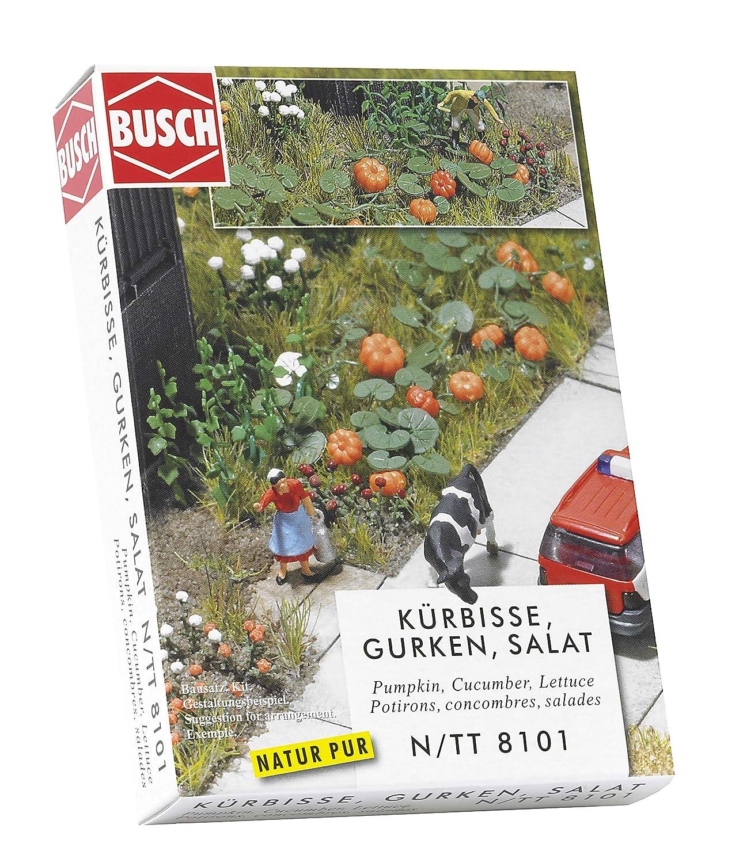 Busch 8101 Garden Set N Scale Scenery Kit