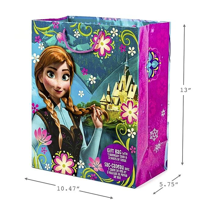 Amazon.com: Hallmark - Bolsa de regalo con tarjeta de ...