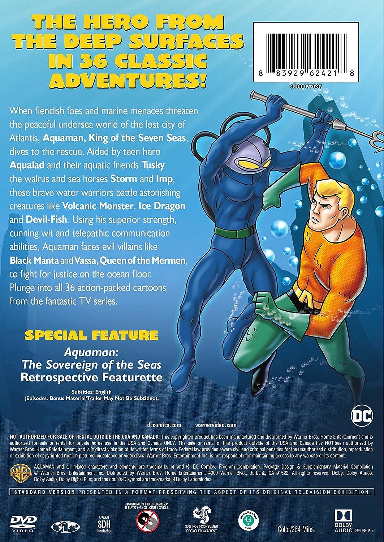 Amazon.com: Adventures of Aquaman, The: The Complete ...