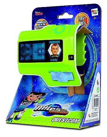 Disney - Miles Dal Futuro - Questcom: Amazon.it: Giochi E Giocattoli