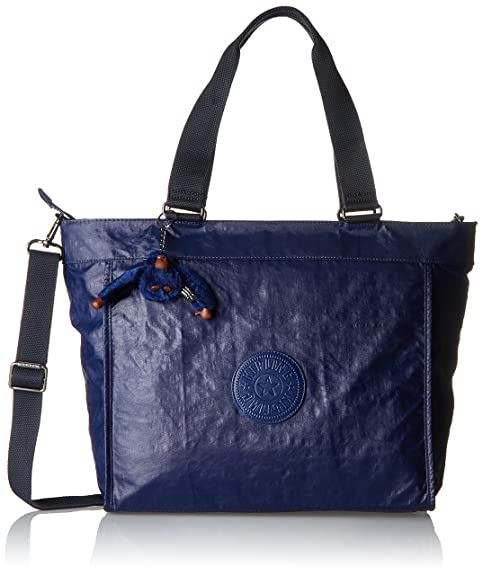 Kipling New Shopper L, Mujer, multicolor, 48.5x34x17.5 cm
