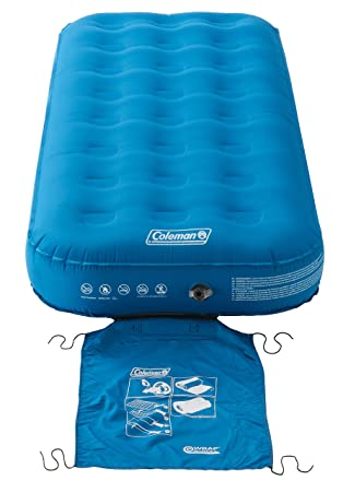 Relags Coleman Extra Durable Airbed Cama: Amazon.es: Deportes y aire libre