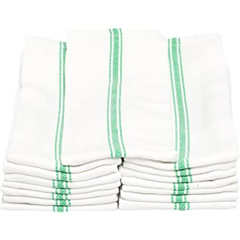 Restaurant Herringbone Kitchen Towels