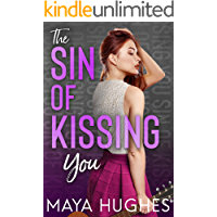 The Sin of Kissing You (Falling Trilogy Book 2)