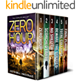 Zero Hour: The Complete Box Set: (The Complete Zero Hour Series, Books 1-6)