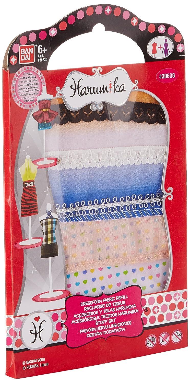 Harumika - 30638 - Vêtement pour Poupée - Harumika Recharge Tissus 30630