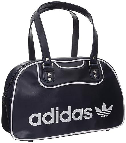6e8b2c716f adidas Originals Adicolor Bowling - Sac Bowling femme - Noir/Blanc ...