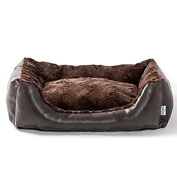 Amazon.com: Loves cabin Cama grande para perro, cama de ...