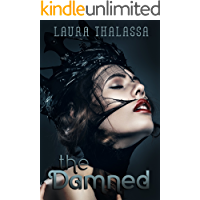 The Damned (The Unearthly Book 5) book cover