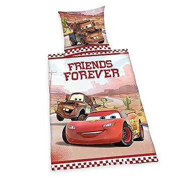 Herding Disney Cars Bettwasche Set Wendemotiv Bettbezug 135 X 200