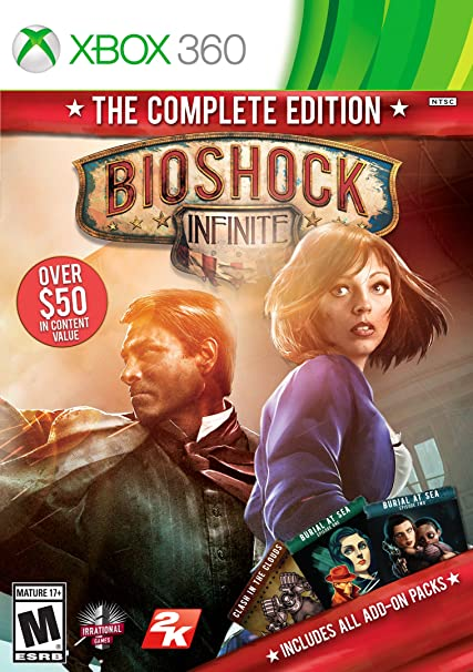 Bioshock Infinite: The Complete Edition: Amazon.es: Videojuegos