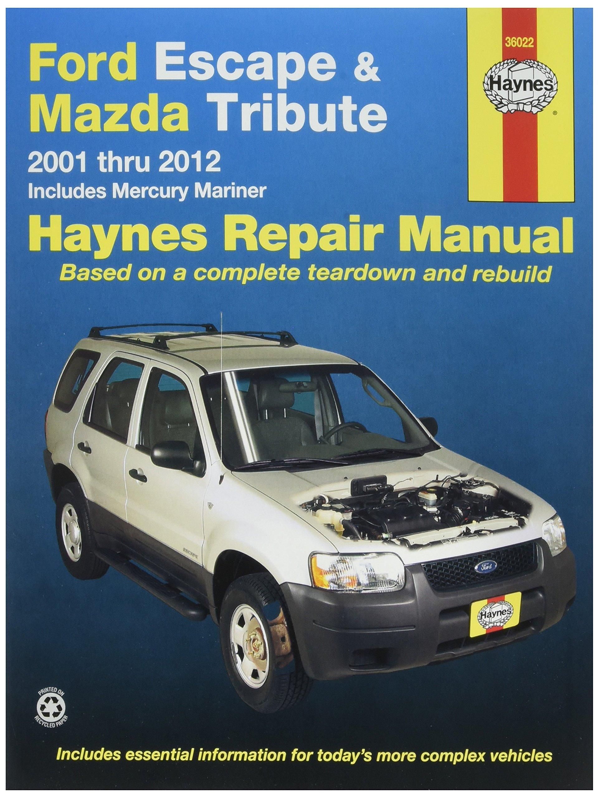 Amazon.com: Haynes Publications, Inc. 36022 Repair Manual (0038345360220):  Books