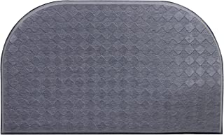 "product image for Mainstays 18"" x 30"" Comfort Mate Kitchen Mat (Gray)"