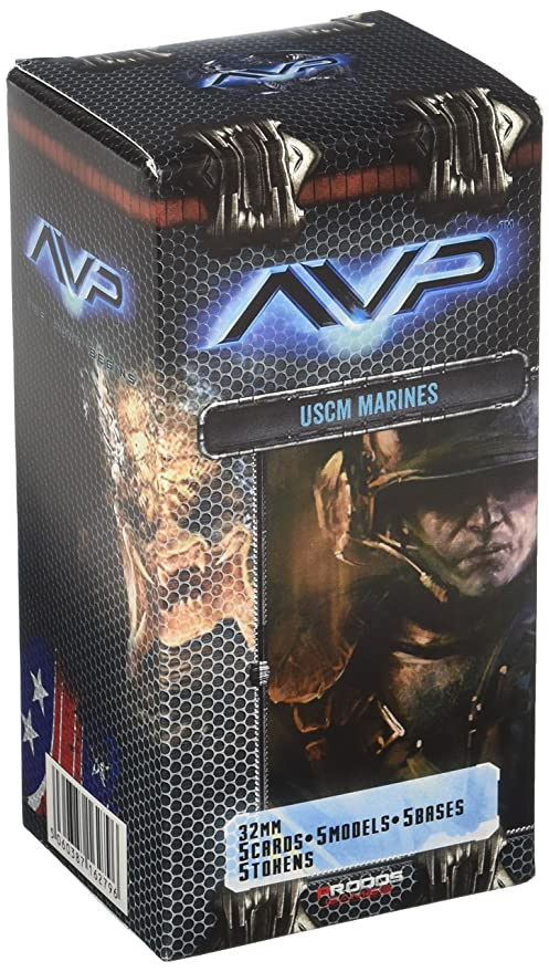 Ninja Division AvP USCM Marines Board Game