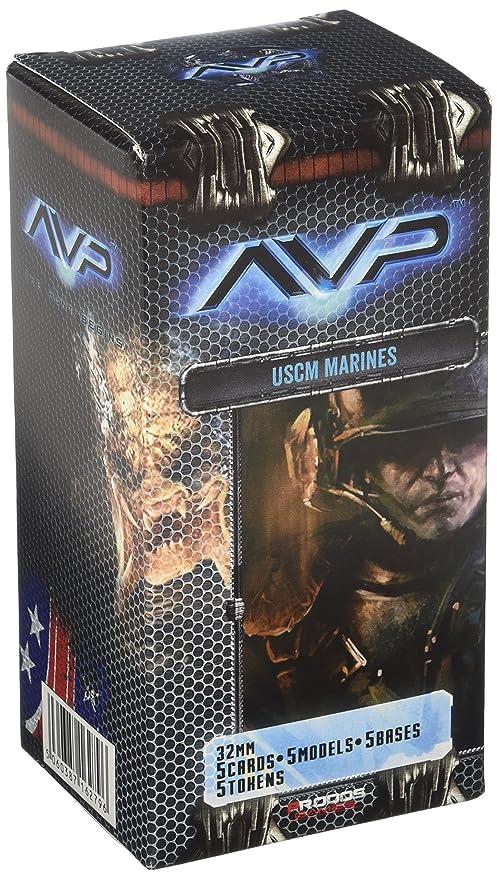 Ninja Division AvP USCM Marines Board Game