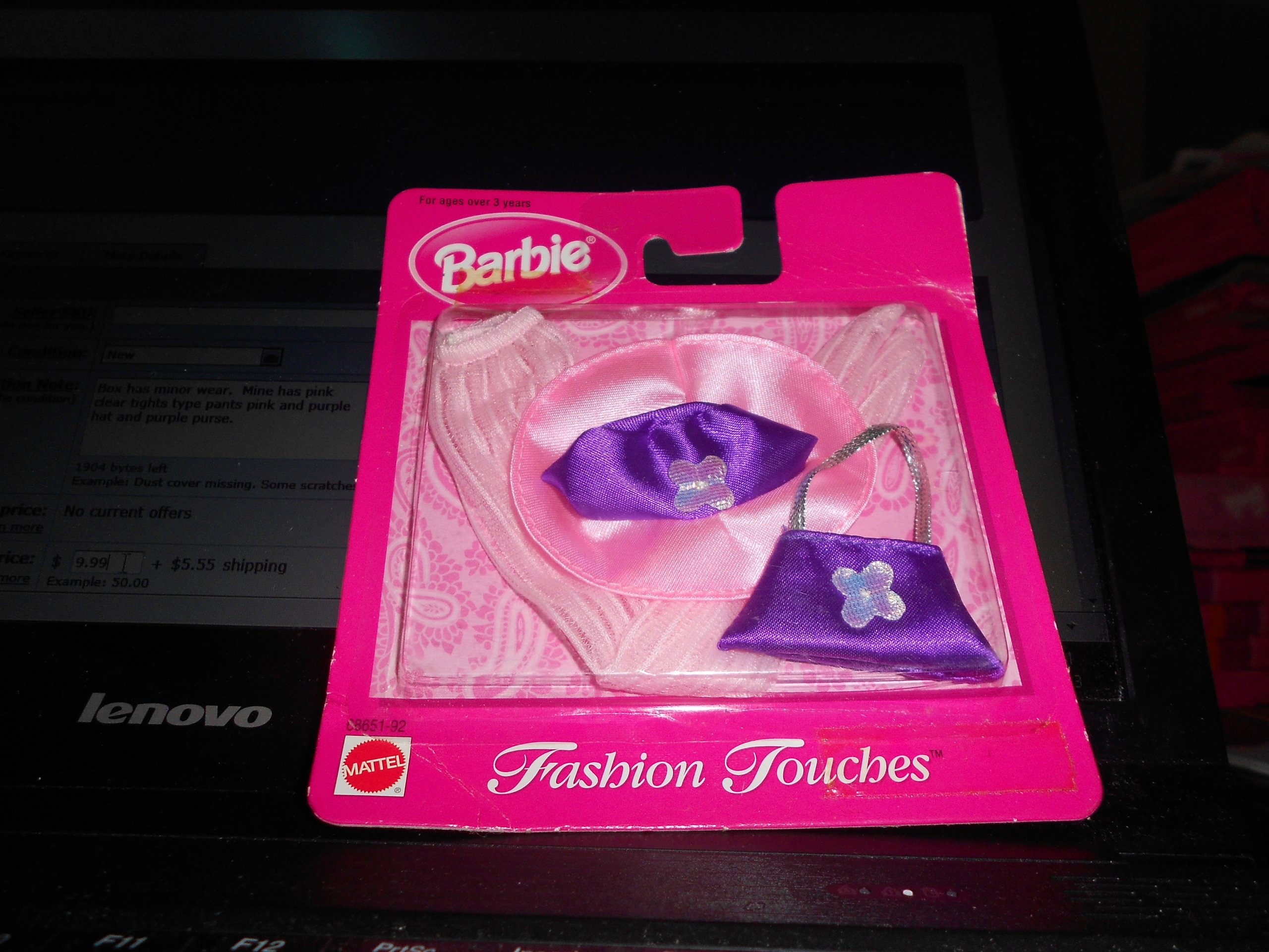 Barbie Fashion Touches (Assorted Styles)