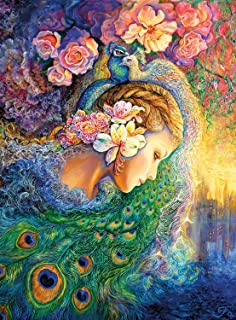 product image for Buffalo Games - Josephine Wall - Peacock Daze - 1000 Piece Jigsaw Puzzle