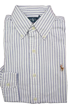 Polo Ralph Lauren - Camiseta de manga larga para hombre custom-fit ...