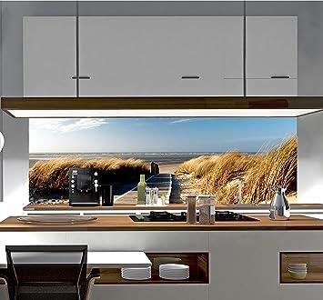 Küchenrückwand Spritzschutz Fliesenspiegel Wandbild ...