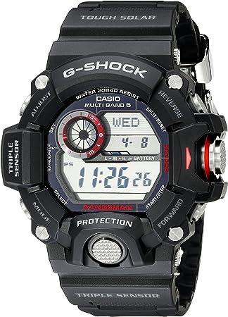 side facing g-shock rangeman gw-9400 solar watch