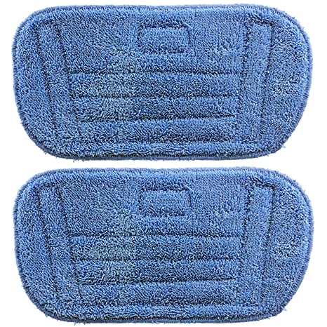 720515 Deals365 70465 Steam Mop Cleaner Morphy Richards Steam Cleaner Carpet Microfibre Cleaning Cloths for 720501 2 Pack