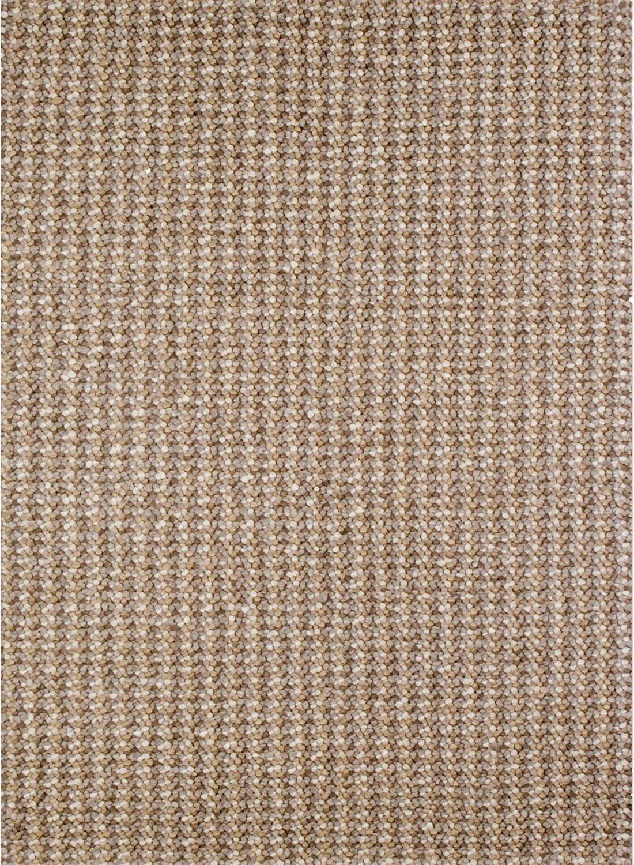 un Amour von Teppich 13785Monza 1Teppich Moderne wolle braun, braun, 170 x 240 cm