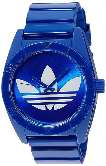 adidas Originals ADH2656 - Reloj analógico de cuarzo para hombre con correa de plástico, color