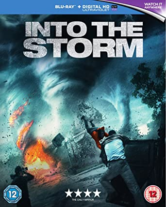 Into the Storm 2014 BluRay 720p 600MB ( Hindi – English ) MKV