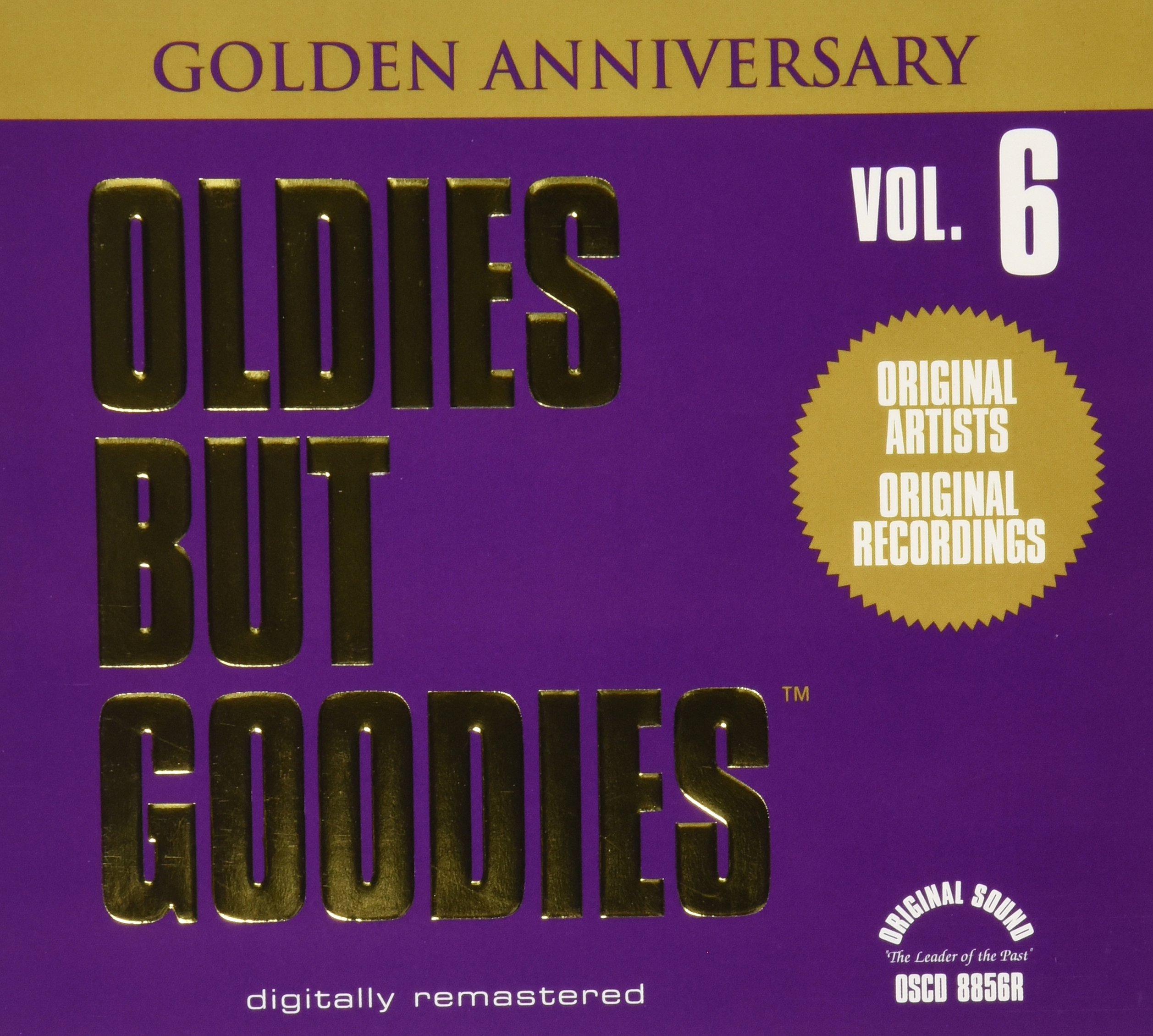 Oldies But Goodies 6 by Original Sound