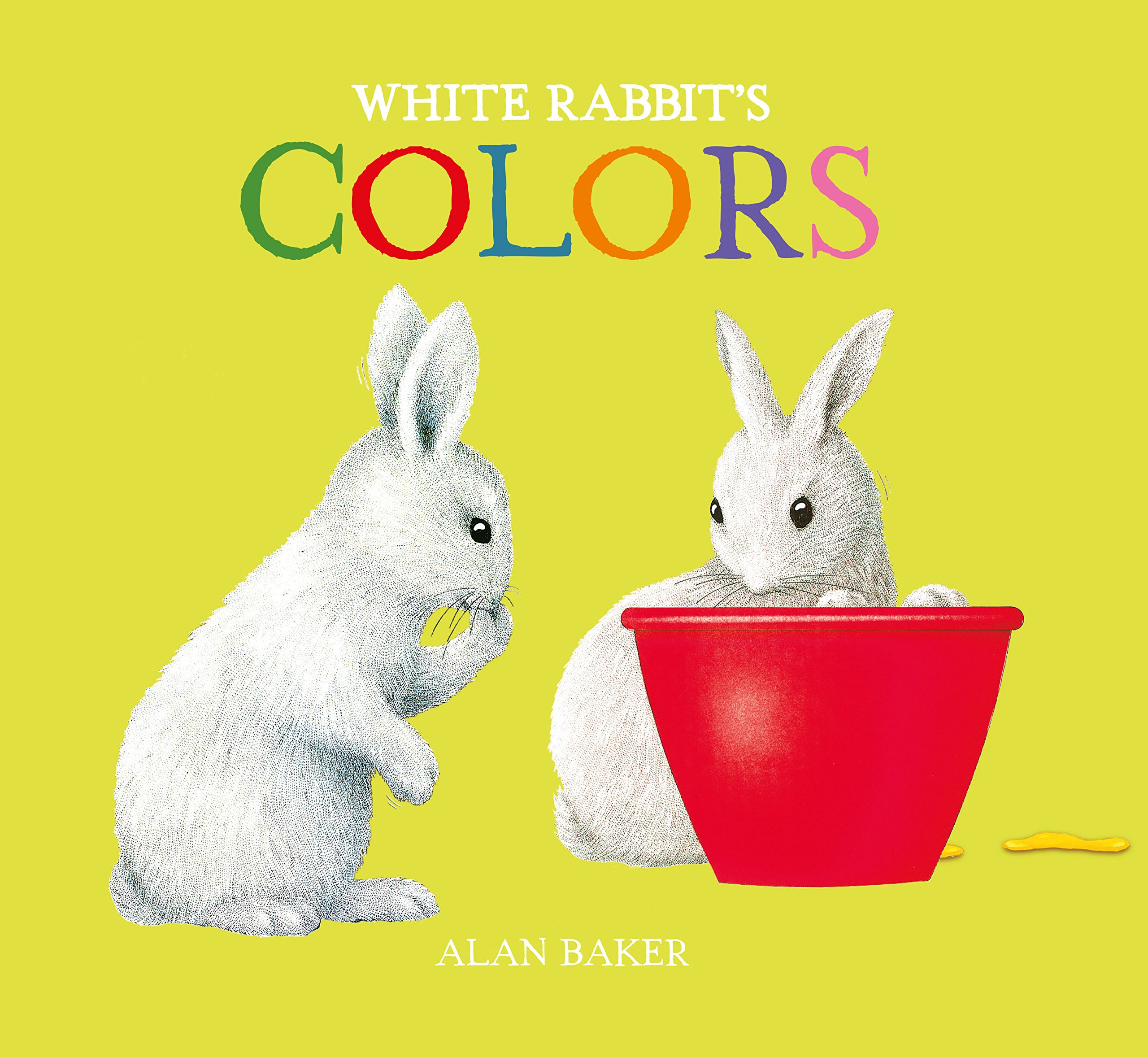 Download White Rabbit's Colors (Little Rabbit Books) pdf