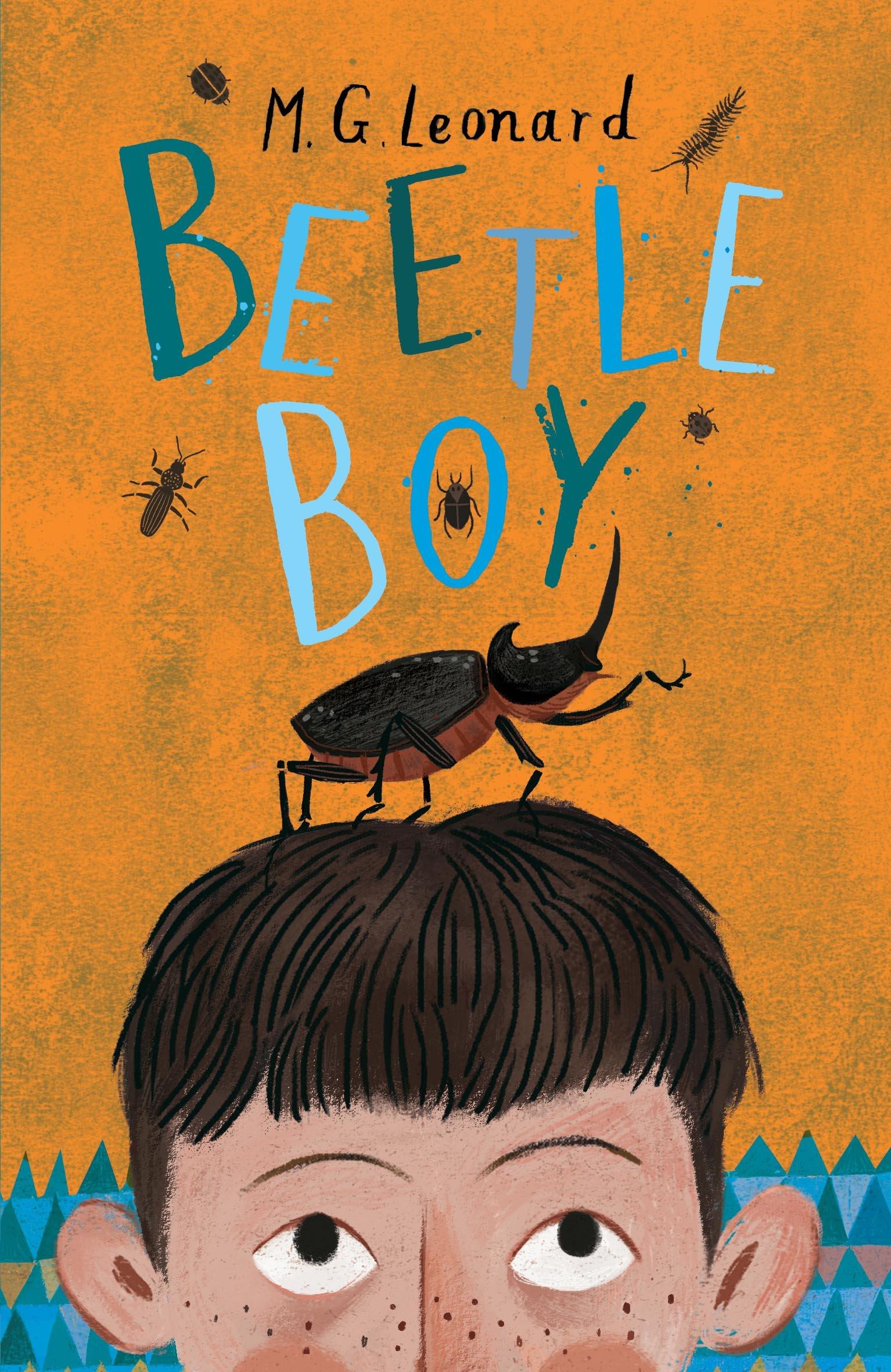 Beetle Boy Battle of the Beetles Book 1 : A Tom Fletcher Book Club ...