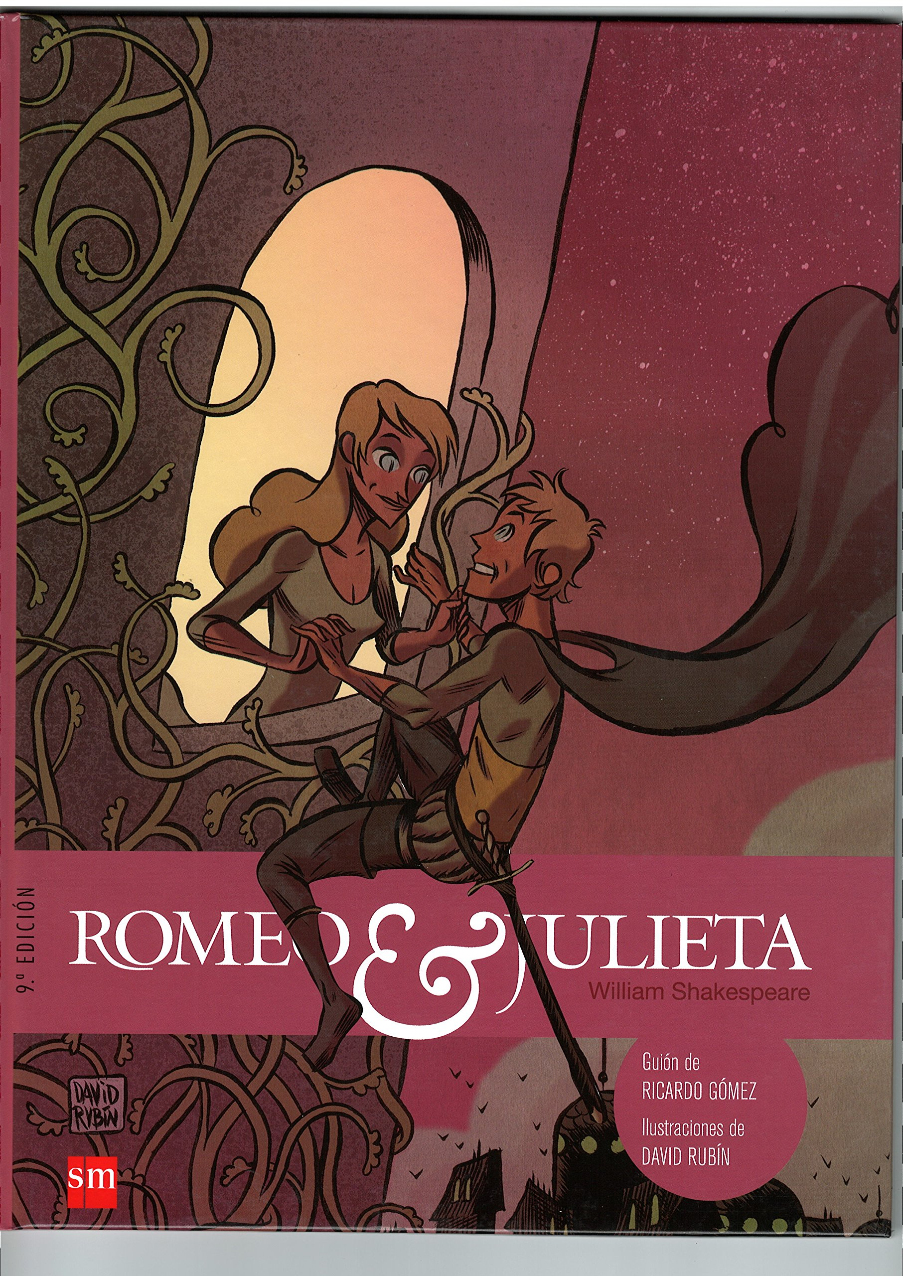 Romeo & Julieta (Clasicos en cómic)
