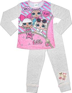 L.O.L. Surprise! Dolls Pijama para niñas Soft Cotton PJs Pijamas Confetti Pop Pjs Lil…