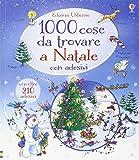 1000 cose da trovare a Natale. Con adesivi