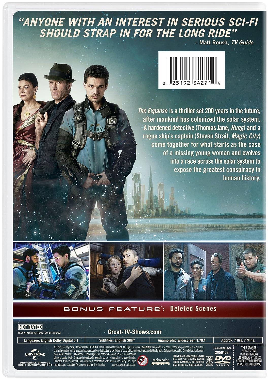Amazon: The Expanse: Season 1: Shohreh Aghdashloo, Cas Anvar, Wes  Chatham, Thomas Jane, Steven Strait: Movies & Tv