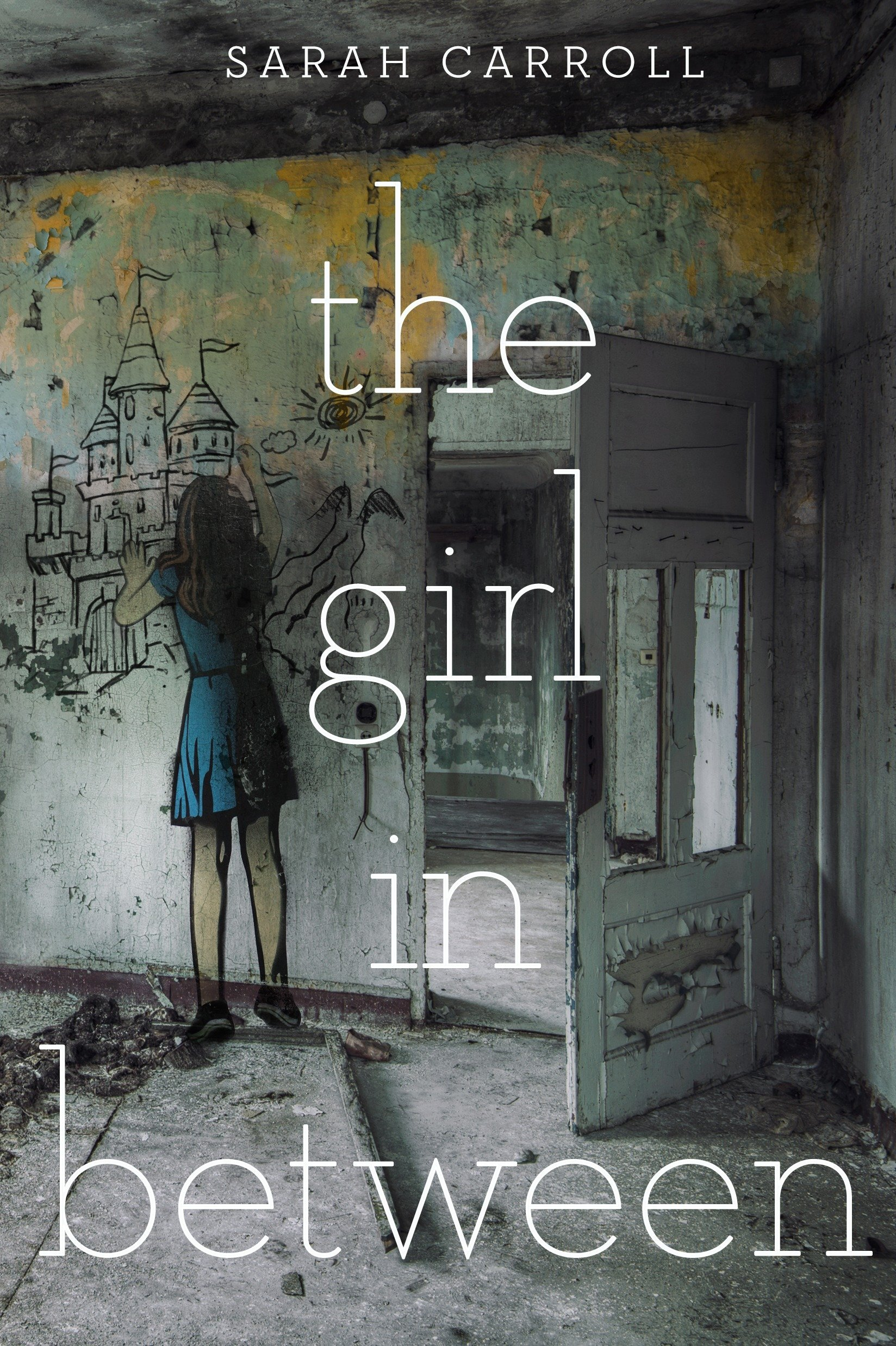 Read Online The Girl in Between pdf